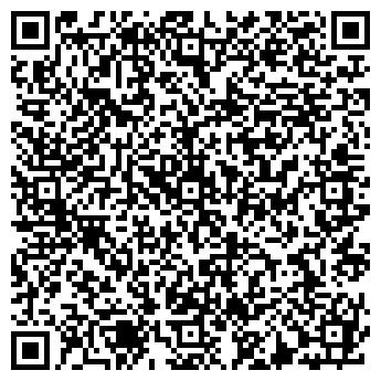 QR-код с контактной информацией организации ООО Услуги электрика
