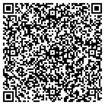 QR-код с контактной информацией организации ООО ТИМБЕР