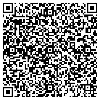 QR-код с контактной информацией организации ООО Leberg