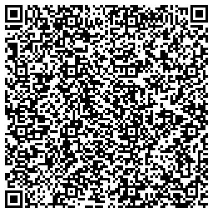 """QR-код с контактной информацией организации Бюро медицинских переводов """"Глоссамед"""" (Glossamed Medical Translations Agency)"""