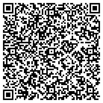 QR-код с контактной информацией организации ООО Detailing Black