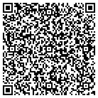 QR-код с контактной информацией организации ООО Фабрика кухонь