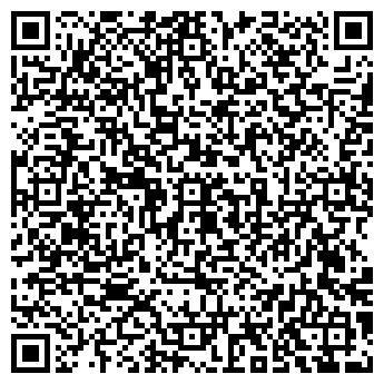 QR-код с контактной информацией организации ООО ДЖАСТОК