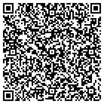 QR-код с контактной информацией организации ООО Ветеринарный лазарет