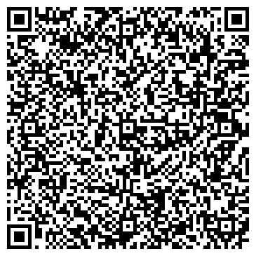 QR-код с контактной информацией организации Каршеринг Anytime
