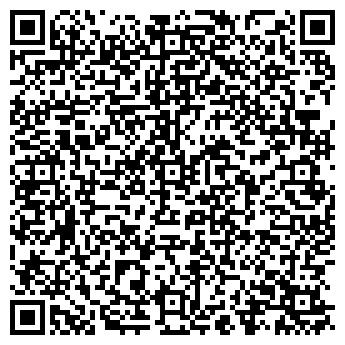 QR-код с контактной информацией организации I Love Beauty