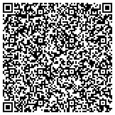 QR-код с контактной информацией организации Парикмахерская Насти Романовой