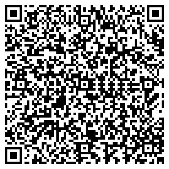 QR-код с контактной информацией организации ВСЁ ДЛЯ РЫБАЛКИ