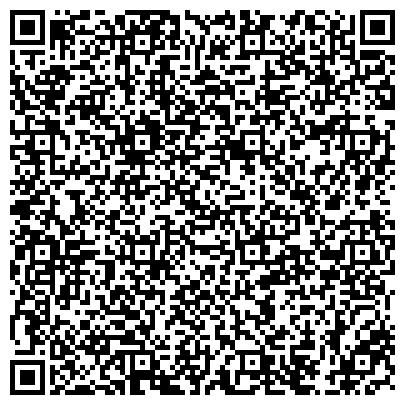 """QR-код с контактной информацией организации """"Стройматериалы от Папы Карло"""""""