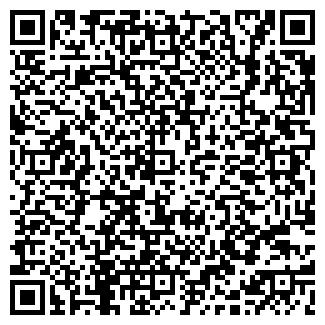 QR-код с контактной информацией организации Men & Women