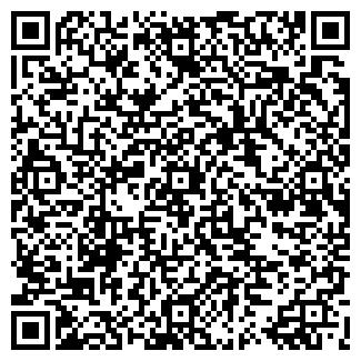 QR-код с контактной информацией организации ДЭУ 62