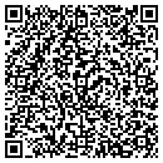 QR-код с контактной информацией организации МИЛЕНИУМ ОДО