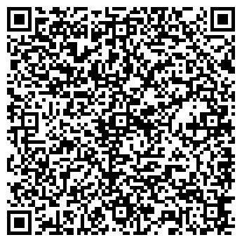 QR-код с контактной информацией организации ТЕЛЕВИЗИОННЫЙ КАНАЛ ПГУП