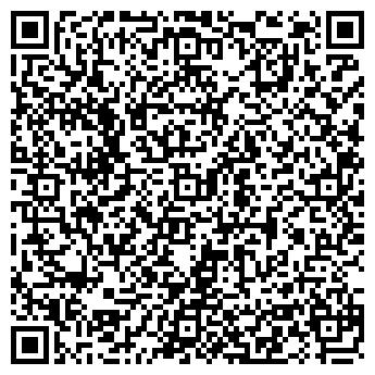 QR-код с контактной информацией организации АВТОМОБИЛЬНЫЙ ПАРК 18 ДУП