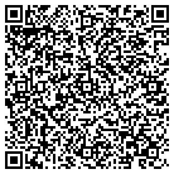 QR-код с контактной информацией организации Клуб VRLIFE