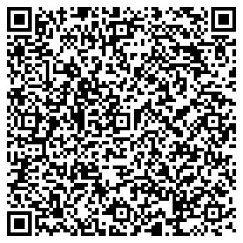 QR-код с контактной информацией организации Palmira Art, интернет-магазин