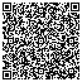 QR-код с контактной информацией организации АЛИНА ПТУП