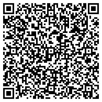 QR-код с контактной информацией организации ВОСТОК ГТПУП
