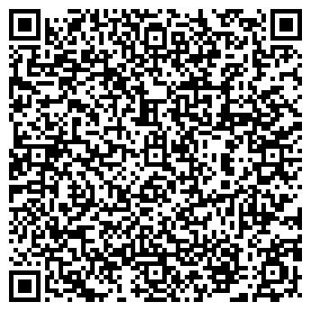 QR-код с контактной информацией организации Салон красоты Deja-Vu