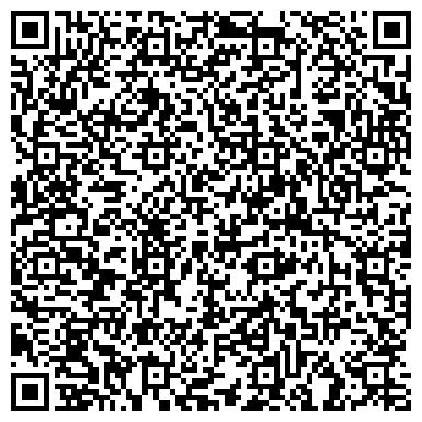 QR-код с контактной информацией организации БизнесМаркет - доска объявлений для бизнеса