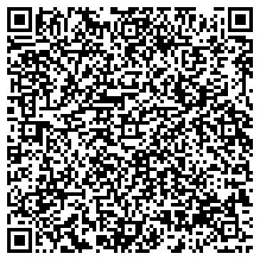 QR-код с контактной информацией организации БИБЛИОТЕКА Shisha Lounge Китай-город