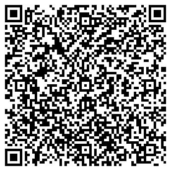 """QR-код с контактной информацией организации Зал бокса """"МОЛОТ"""""""