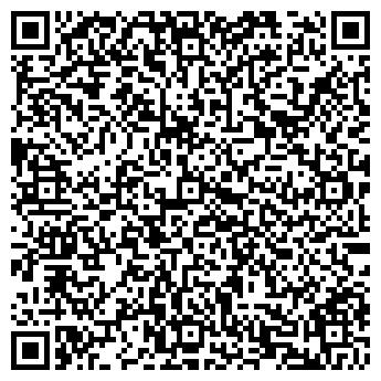 QR-код с контактной информацией организации Авангард такси