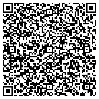 QR-код с контактной информацией организации ТОВ HOTART