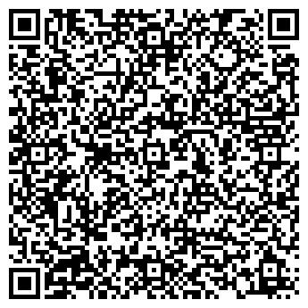 QR-код с контактной информацией организации ООО Экофинанс