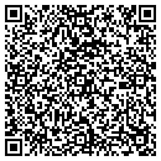 QR-код с контактной информацией организации КАДРАН ИП