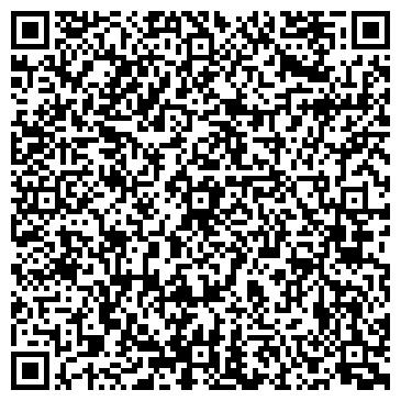QR-код с контактной информацией организации Сеть Выставочных Залов