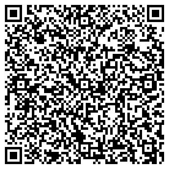 QR-код с контактной информацией организации Food Time