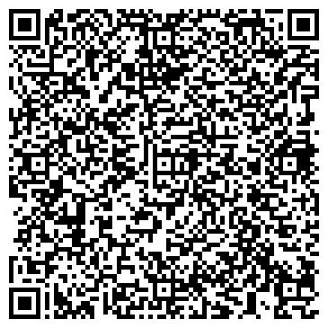 QR-код с контактной информацией организации Upgrade digital