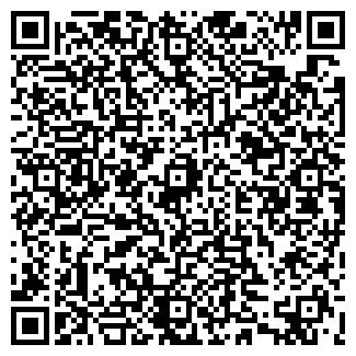 QR-код с контактной информацией организации ДЭУ 25