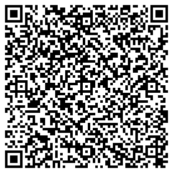 QR-код с контактной информацией организации ООО Железный конь