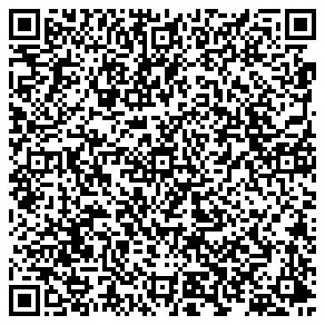 QR-код с контактной информацией организации ООО База дверей