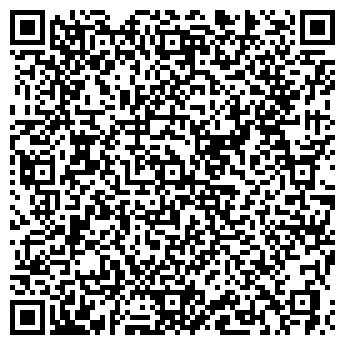 QR-код с контактной информацией организации ООО ПромИнвестСервис