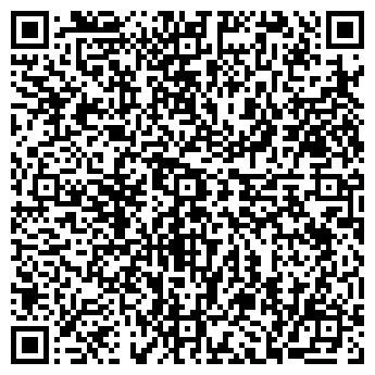 QR-код с контактной информацией организации ООО «БАН КОМ СЕРВИС»