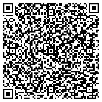 QR-код с контактной информацией организации ПАО Банк Софийский