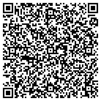 QR-код с контактной информацией организации Мильстрим