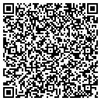 QR-код с контактной информацией организации АЛЕНА ООО
