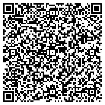 QR-код с контактной информацией организации THE BOSS CAFE