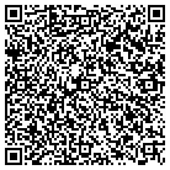 QR-код с контактной информацией организации Detalyo