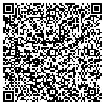 QR-код с контактной информацией организации ОАО ВТИ-Инвест