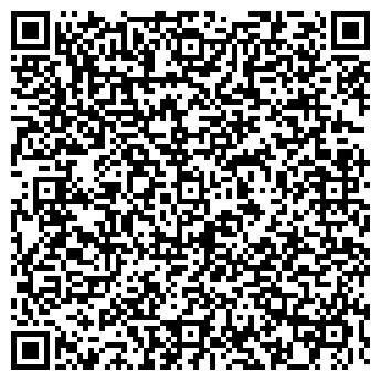 QR-код с контактной информацией организации ООО Брокер Трибунал