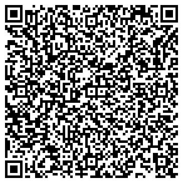 QR-код с контактной информацией организации Салон кухонь Фартук