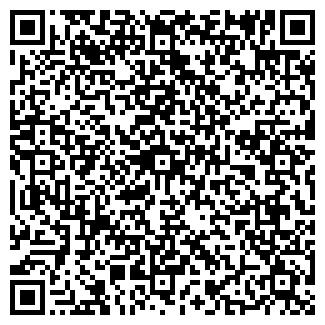 QR-код с контактной информацией организации Саулемай
