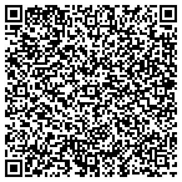 QR-код с контактной информацией организации Мастерская Цветов