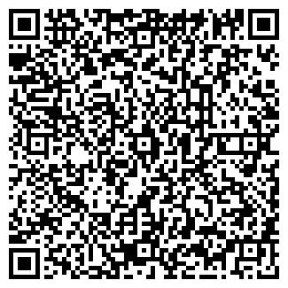QR-код с контактной информацией организации ООО «Апельсин»