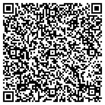QR-код с контактной информацией организации Sportin